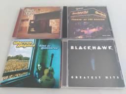 CD's raros de Southern Rock