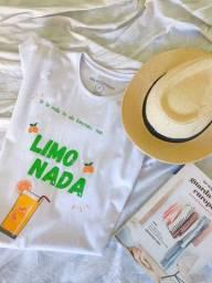 Camiseta Limonada