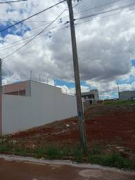 Vende-se terreno jardim novo centro (300m2)