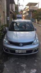 Nissan Tiida 1.8 SL 16V flex 4P automático 2010 Hatch
