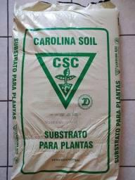 Saco Carolina Soil 8kg Lacrado (retirar)