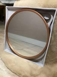 Espelho Redondo Adnet 43cm Promoção