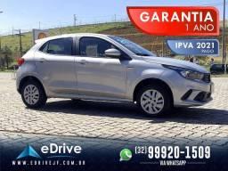 Fiat Argo Drive 1.0 Flex - IPVA 2021 Pago - Com Central Multimídia - O Rei do Uber - 2020