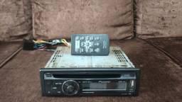 Rádio Pioneer DEH-3050UB (um dos melhores já feitos)