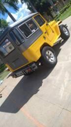 JeepToyota bandeirantes 1990. Muito nova