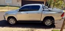 Toyota Hilux CD/SRX 4x4 Veículo de Cidade. Muito Novo - 2016