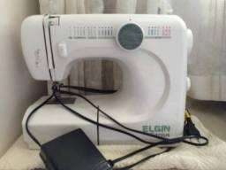 Máquina De Costura Elgin Genius 12 Pontos Jx-4000 - 220v Pouco Uso