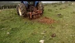 Transforme sua área com tocos em área agrícola Mecanizável