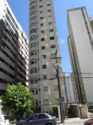 Apartamento para alugar com 1 dormitórios em Cristo rei, Curitiba cod:00075.001