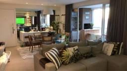 Apartamento com 3 dormitórios à venda, 128 m² por r$ 957.000,00 - vila andrade - são paulo
