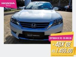 HONDA ACCORD 2014/2014 3.5 EX V6 24V GASOLINA 4P AUTOMÁTICO - 2014
