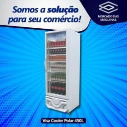 Freezer Polar Visa Cooler 450 litros
