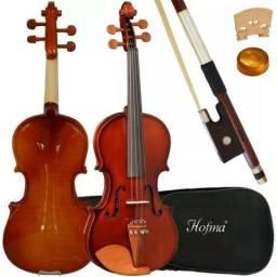 Violino HVE 241 Hofma 4/4 HVE241 + Acessórios + Garantia NF