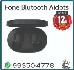 Fone Bluetooth Xiaomi AirDots Lacrados - Parcelo no cartão