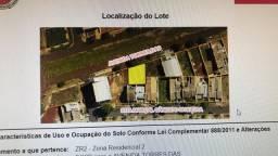 Terreno Comercial 17.40 Frente Av Das Torres JD Monte Rei