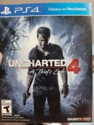 Jogos de PlayStation 4 e PlayStation 3