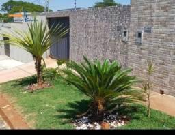Casa com 3 dormitórios à venda por r$ 165.000 - polocentro 1 etapa - anápolis/go