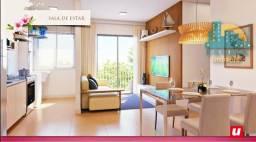 Condomínio Jardim das Cerejeiras, com 3 quartos, 61m², 1 vaga de garagem