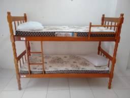 12 camas e 24 colchões