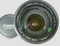 Lente Canon 28-135 IS USM