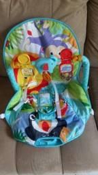 Cadeira de descanso vibratória para bebê