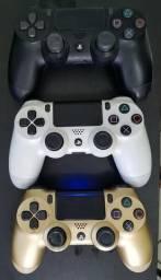 Controle PS4 (DualShock 4) - Original, modelo novo