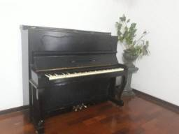 Piano Antigo usado Preto Alemão,