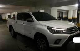Toyota Hilux Srx 2.8 4x4 16v Automática Diesel - 2018