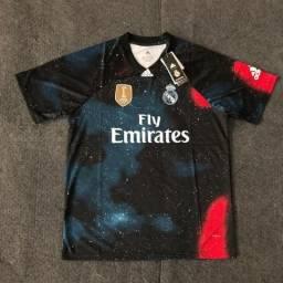 Camisa Real Madrid - EA Sports FIFA 45809ab57e3