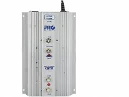 Amplificador Potência Proeletronic Pqap 6350 35db P/ Sistema Multi usuario (Condominios)