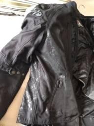Jaqueta de moto feminina com forro de inverno Joe rocket