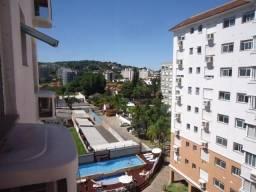 Apartamento com 3 dormitórios à venda, 86 m² por r$ 620.000 - tristeza - porto alegre/rs