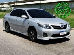 Toyota Corolla XRS Com GNV - 2013