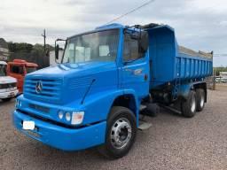 M.Benz L 1620 ano 03 Basculante R$ 125.000,00