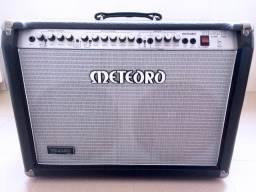 Amplificador de Guitarra Pré Valvulado 200w - Meteoro G200