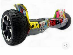 Overbard led scooter, rodas (8.5 polegadas)' Blutooth