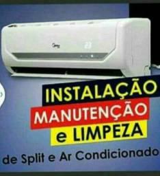 Instalador de ar condicionado *