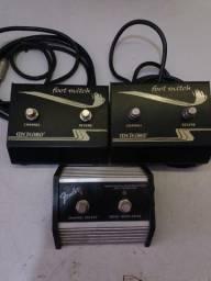 Pedal Meteoro e Fender