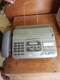 Fax com telefone