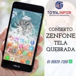 Peças Tela Bateria Max Shot - Zenfone 5 2018 - Zenfone 4 Max Pro, Zenfone M1 M2