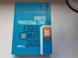 Livro - Direito Processual Civil Esquematizado