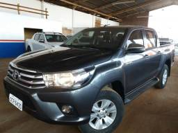 HILUX 2017/2018 2.8 SR 4X4 CD 16V DIESEL 4P AUTOMATICO - 2018