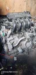 Título do anúncio: Motor 1.5 parcial a base de troca honda fit 2015/16/17