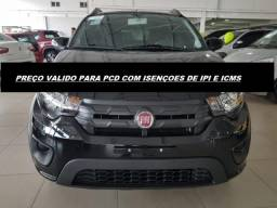 FIAT  MOBI 1.0 EVO FLEX WAY MANUAL 2019 - 2019