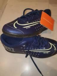 Chuteira Futsal Nike Vapor 13 Club MDS IC<br>