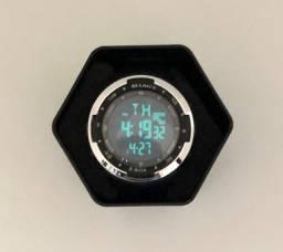 Relógio Digital Estilo Esportivo Relogs à Prova de Água Original Novo na Caixa