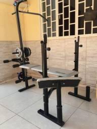 Estação de musculação polimet