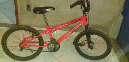 Vendo essa bicicleta flash boy Cairu cross