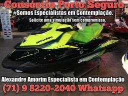 jet ski ( Consórcio Porto Seguro)