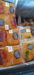 Polpas de frutas videira e TOME QUALIDADE.